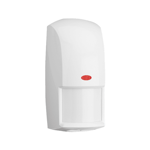 Motion Detector Intrusion Detection